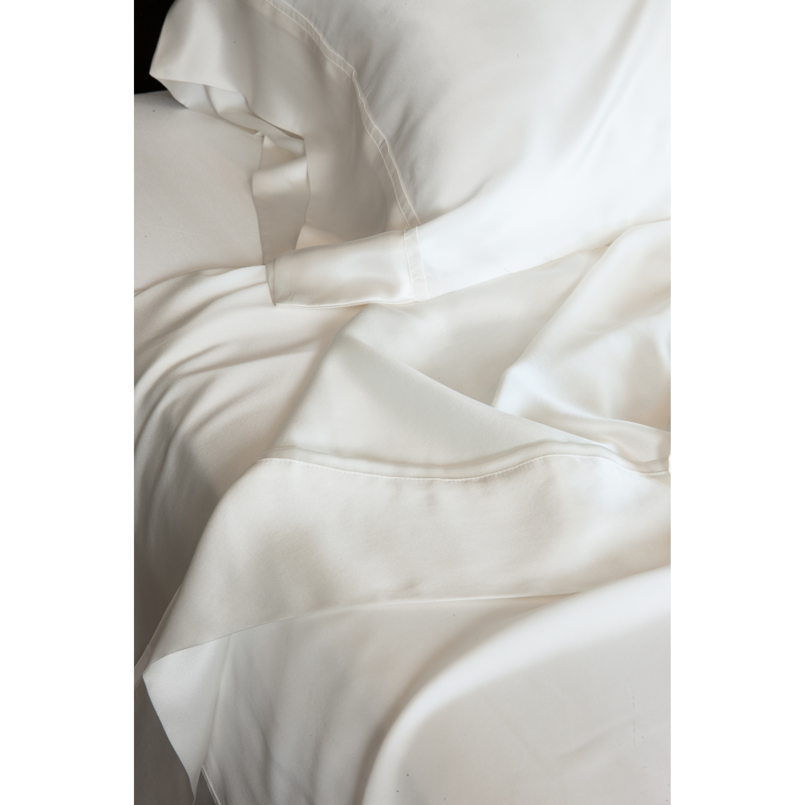 comforter today silk hypoallergenic filled shipping mulberry product cotton white haven overstock luxe bath free bedding grand