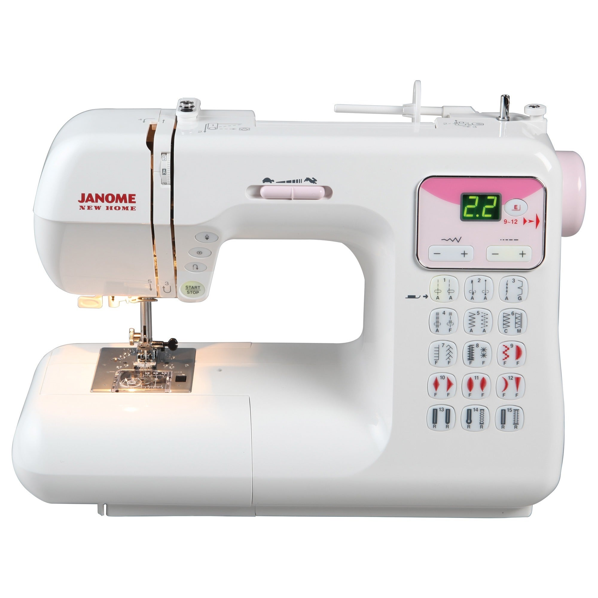 shipping product stitch overstock machine computerized janome sewing quilt today quilting crafts free