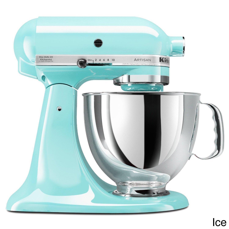 Shop KitchenAid KSM150 5-quart Artisan Stand Mixer - Free Shipping ...