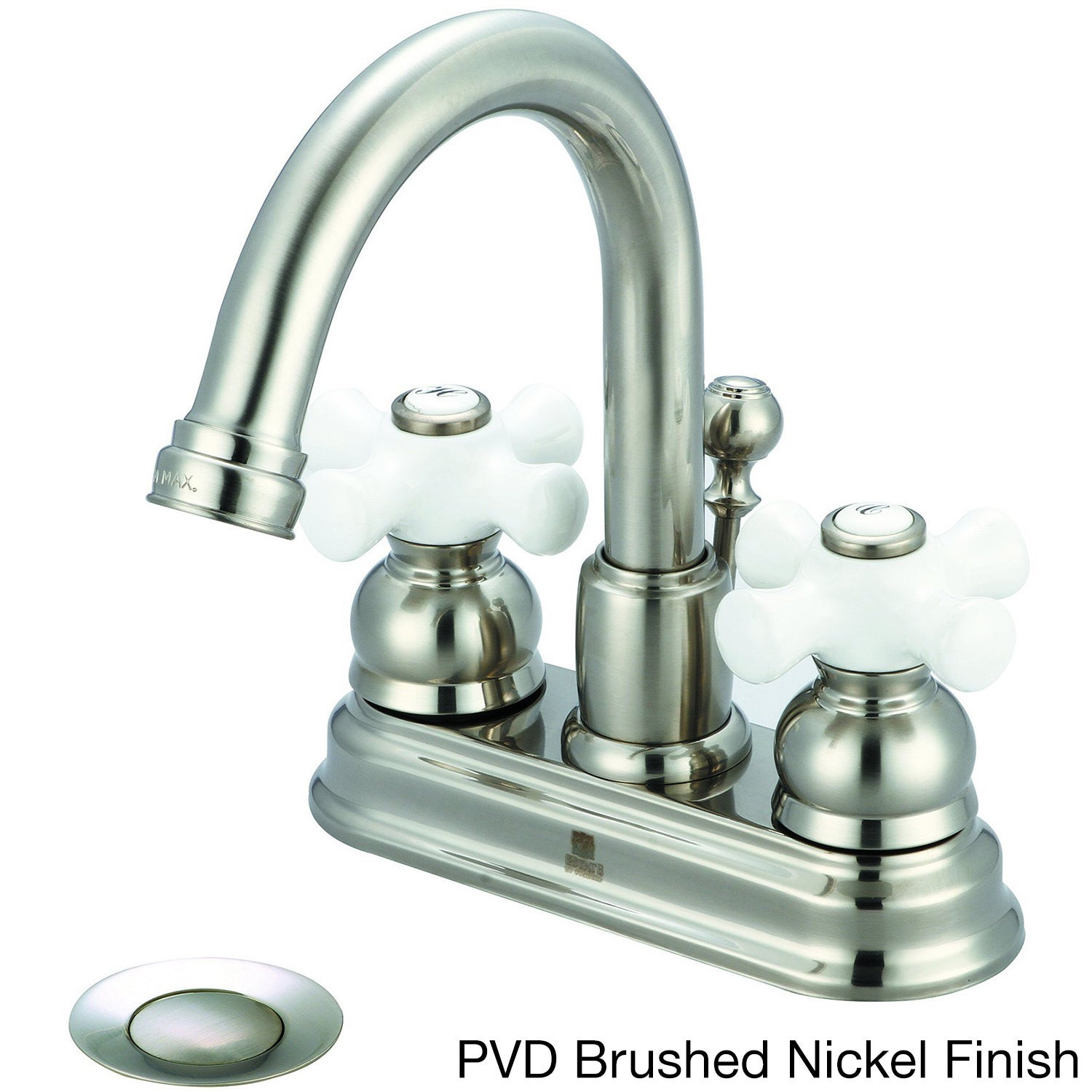 Shop Pioneer Brentwood Two-handle Lavatory Faucet with Porcelain ...