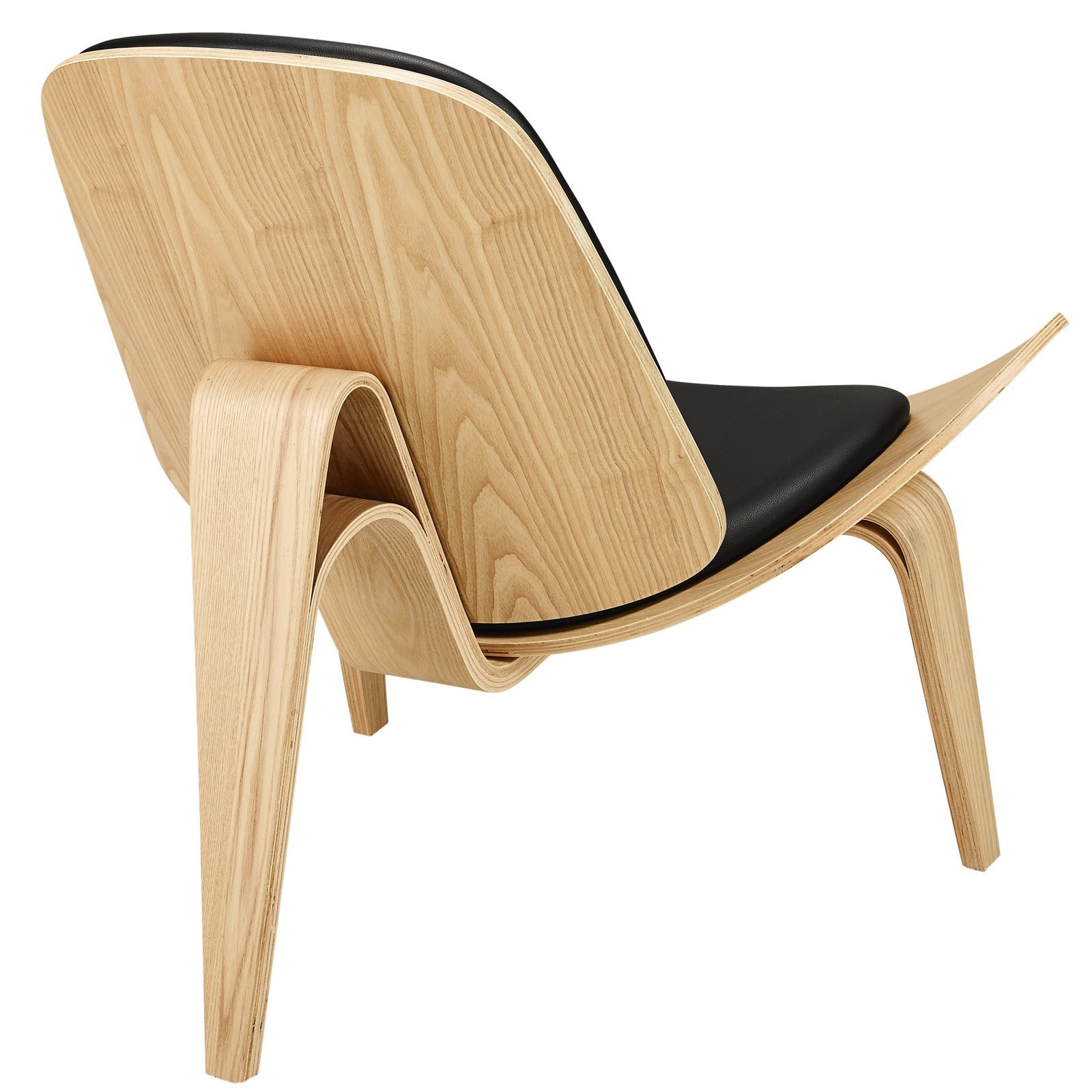 Beau Shop Arch Wood Lounge Chair   Free Shipping Today   Overstock.com   8669899