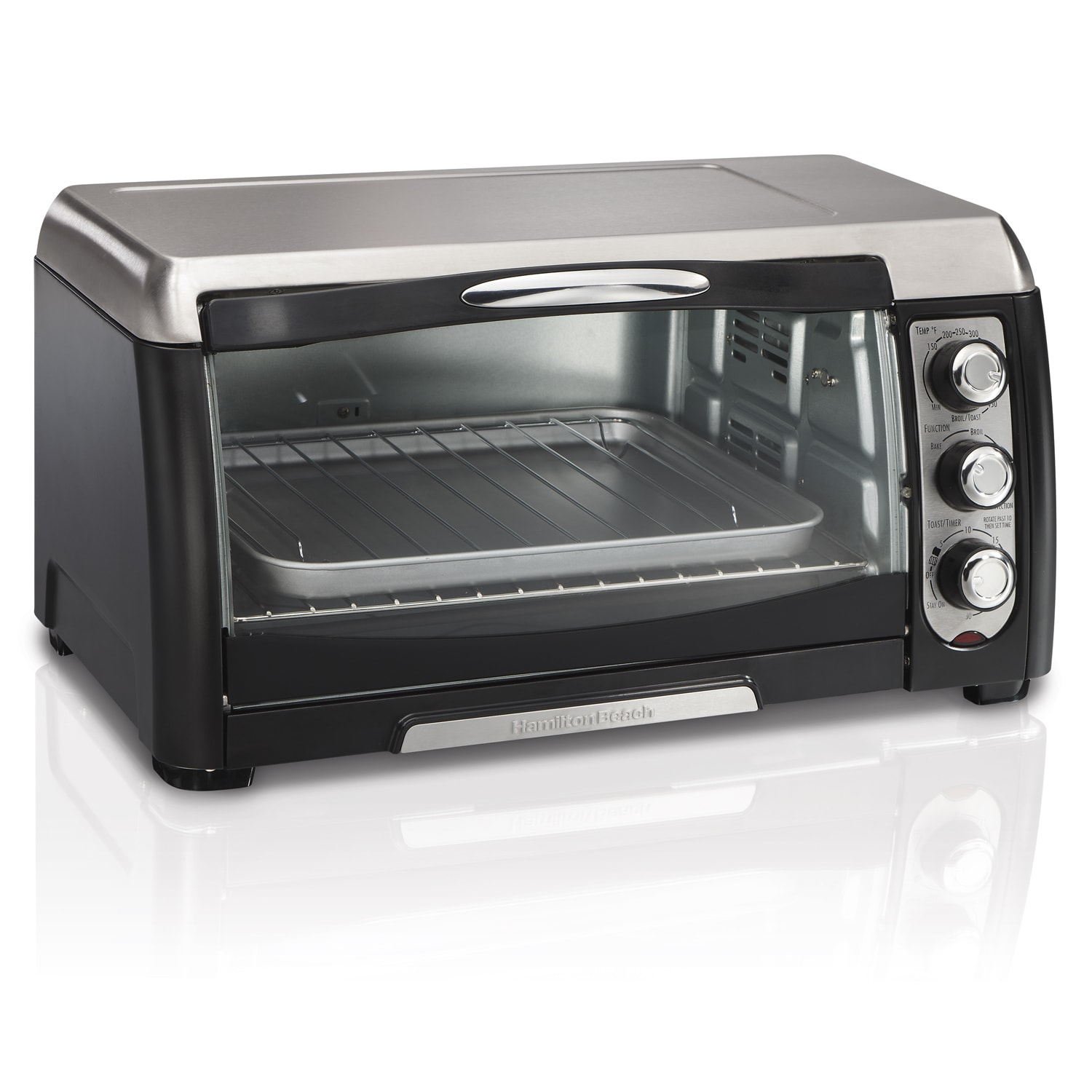 countertop s slice spectrum oven convection p steel ebay black brands decker toaster stainless