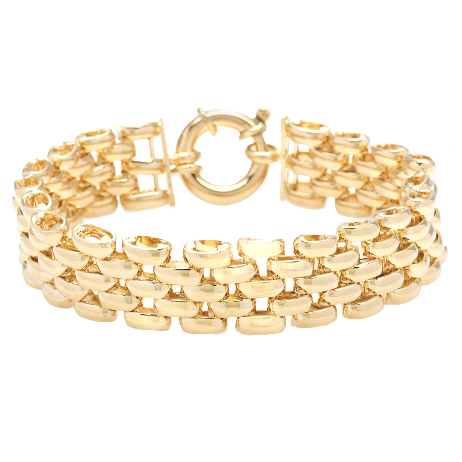 bracelet twisted sales the large gold jewellery nail kiss sky