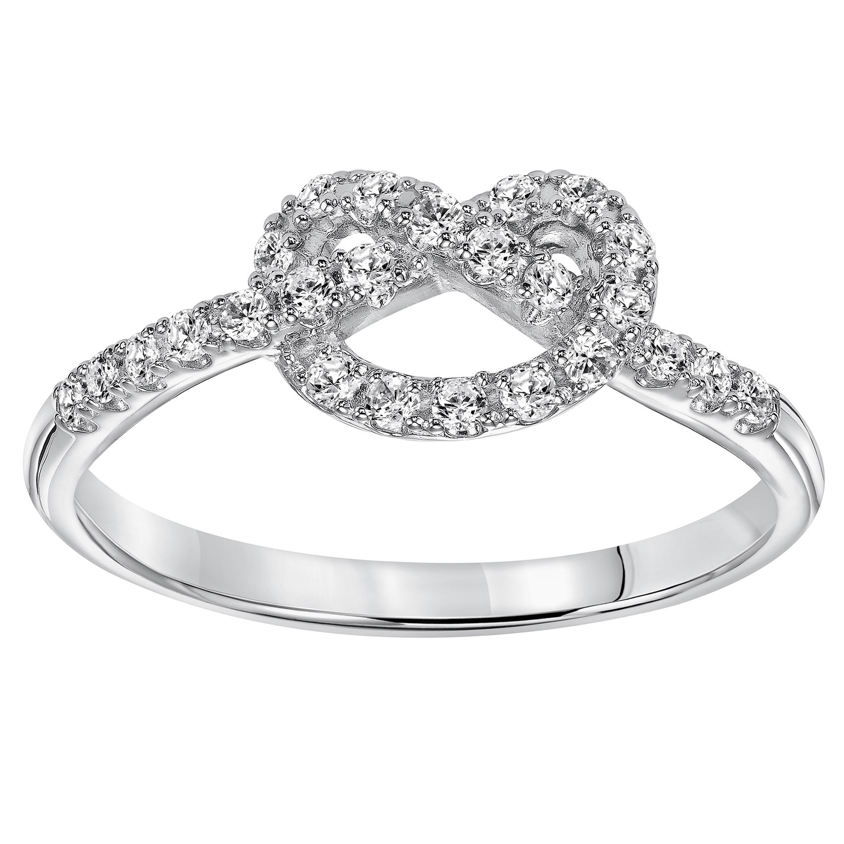 lagos knot diamond ring jewelry love