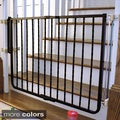Cardinal Gates Wrought Iron Decor Gate