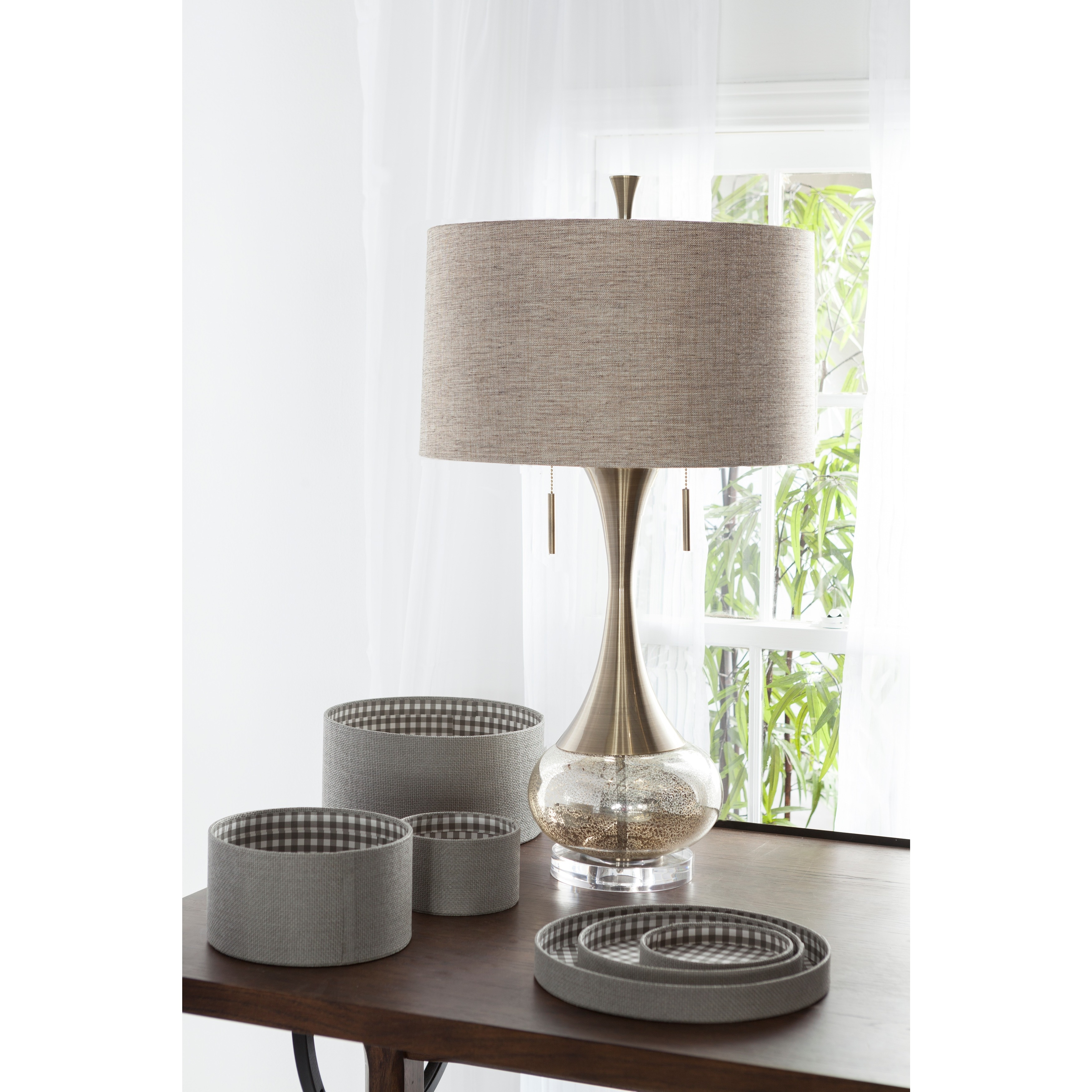 Deep Gold Table Lamp On Free Shipping Today 8685234