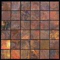 Legion Furniture Copper Wall Tiles