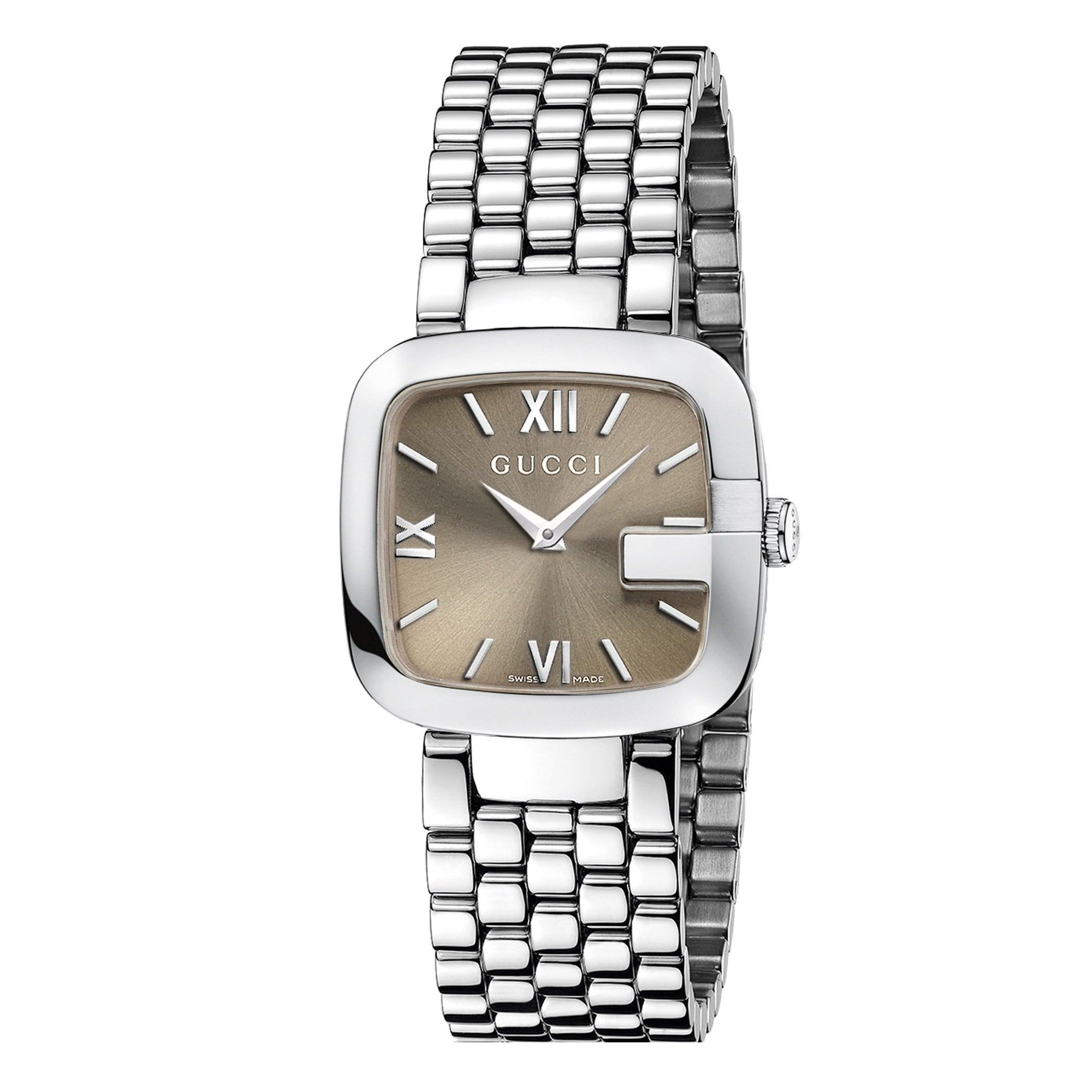 dfec3cf648c Shop Gucci Women s  G-Gucci  Recognizable G-Case Watch - Free ...
