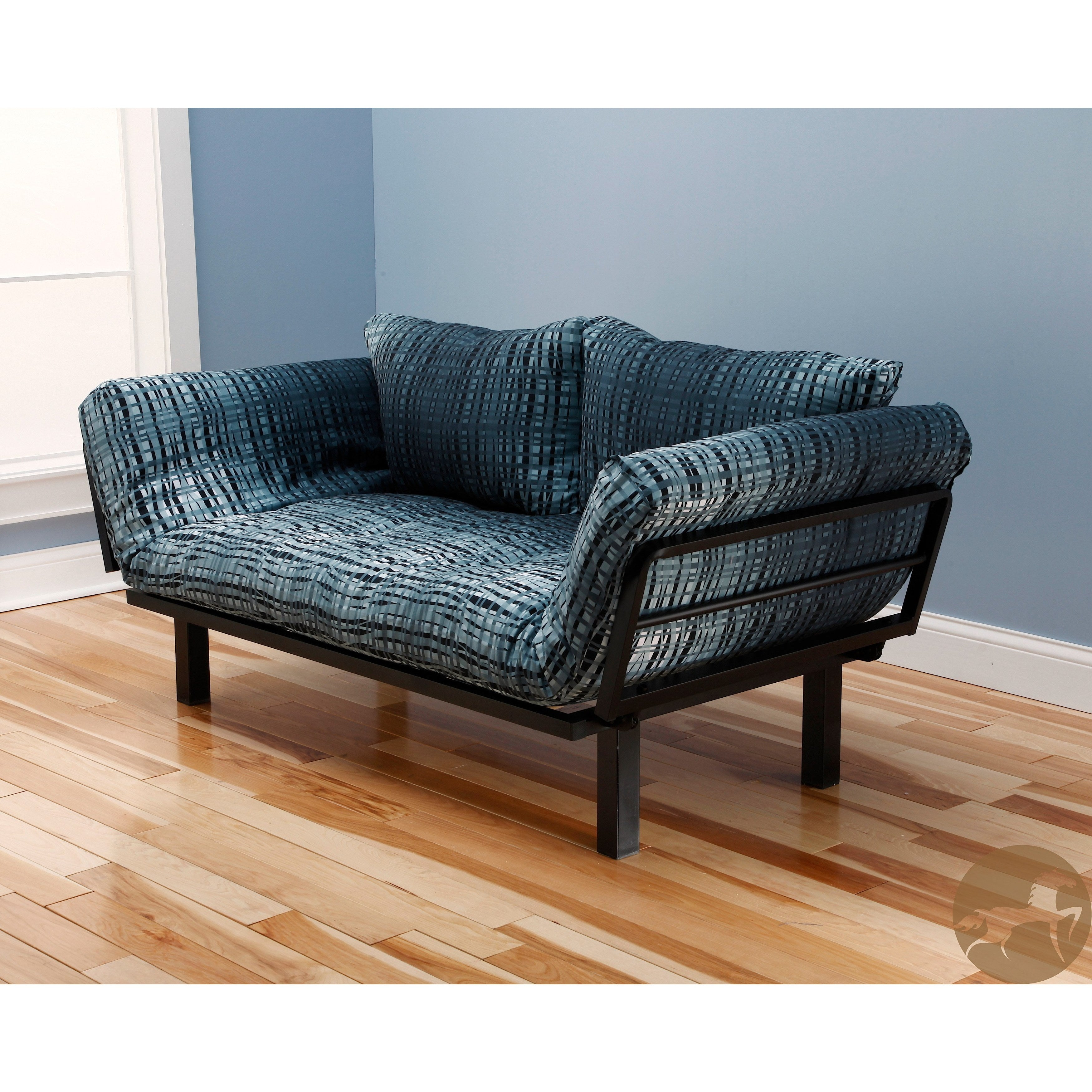 Christopher Knight Home Multi Flex Black Metal Daybed Lounger with