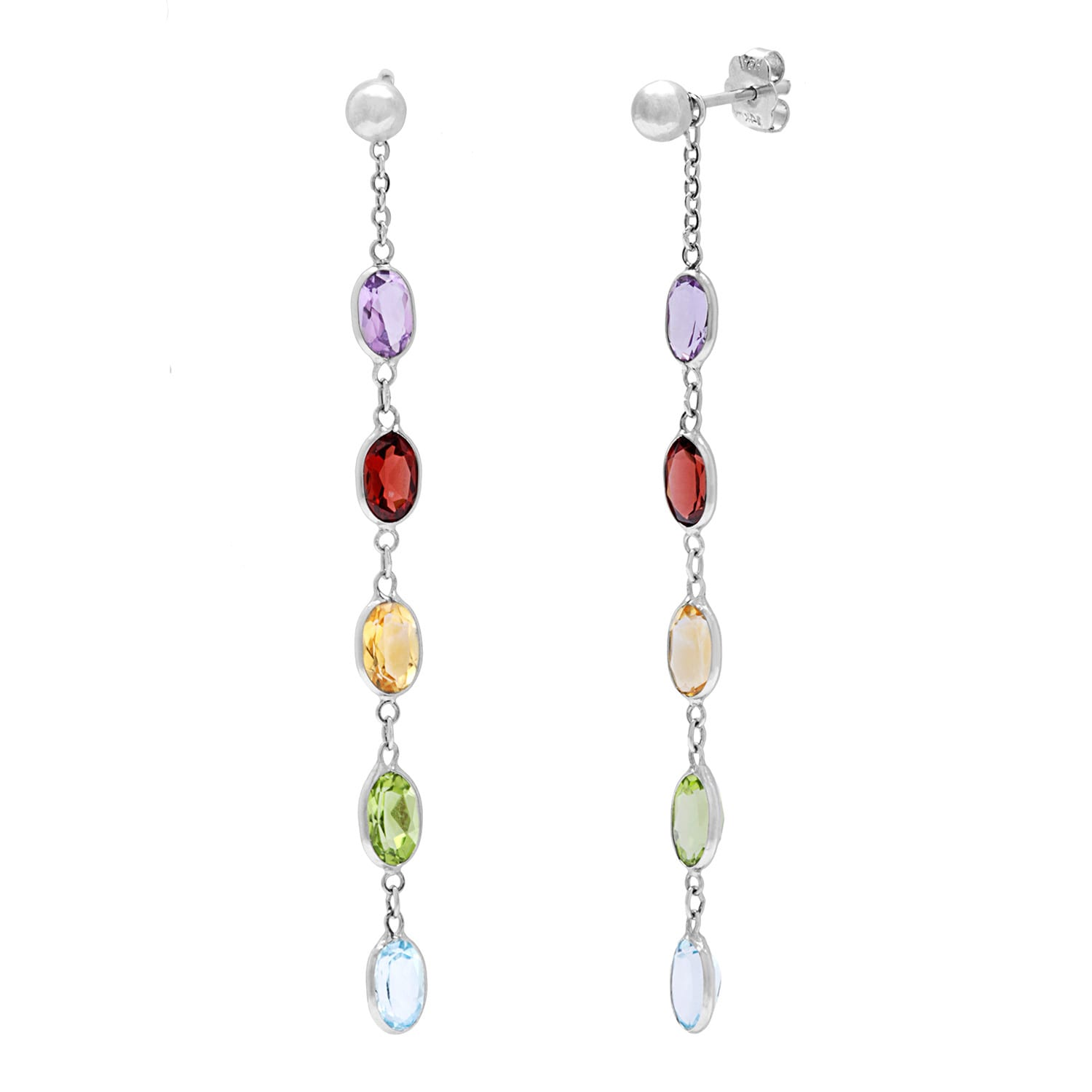 colored english a diamond multi faberge contemporary earrings russie la vieille