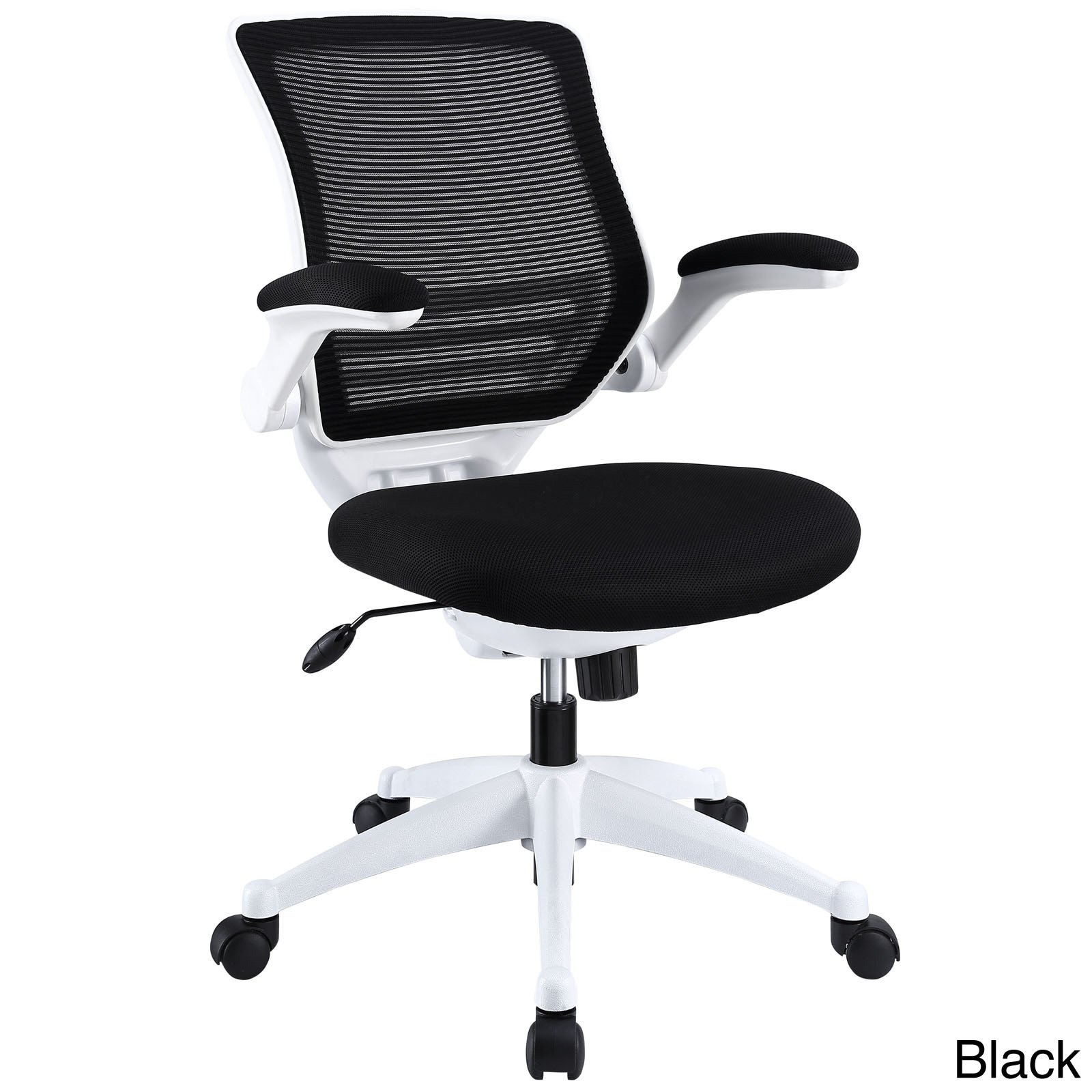 home white office gray chair p gry the base modway edge depot eei chairs in