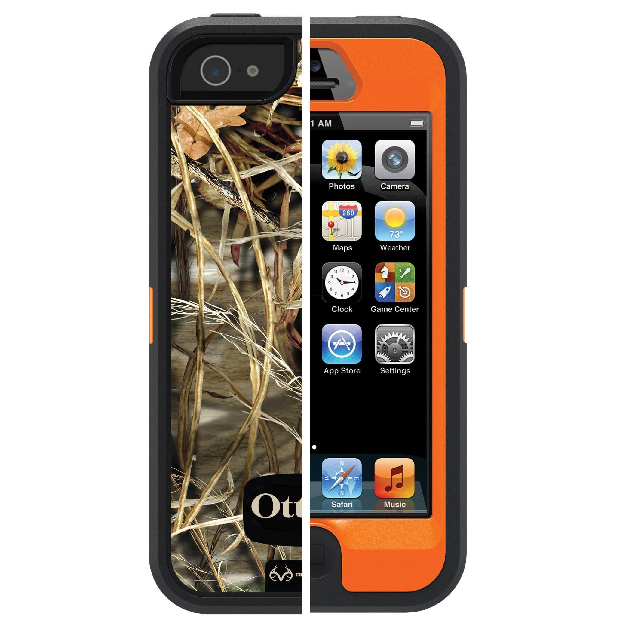Otterbox Case For Le Iphone 5 5s Defender Series No Holster Free Shipping On Orders Over 45 Com 8705085
