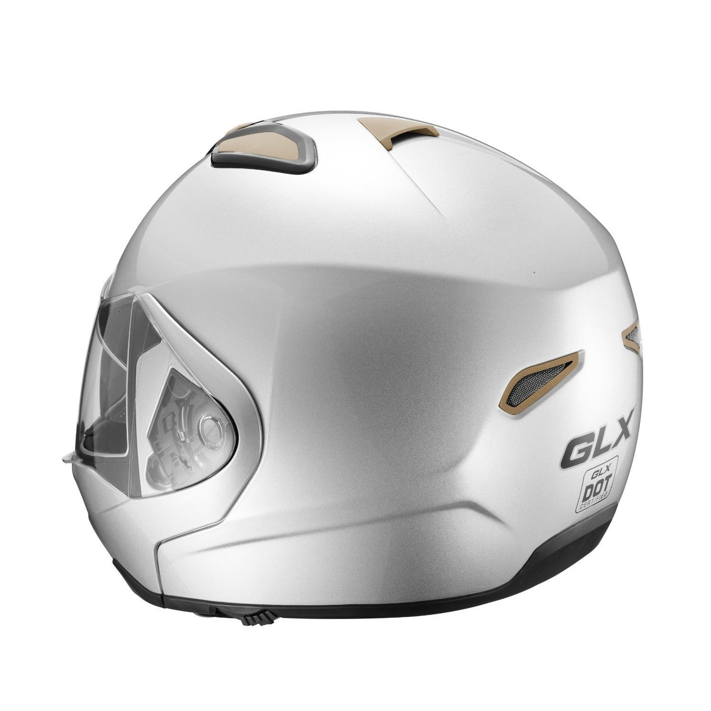 bb7e27b741067 Shop GLX Modular Full-face Helmet with Sun Shield - Free Shipping Today -  Overstock - 8726840