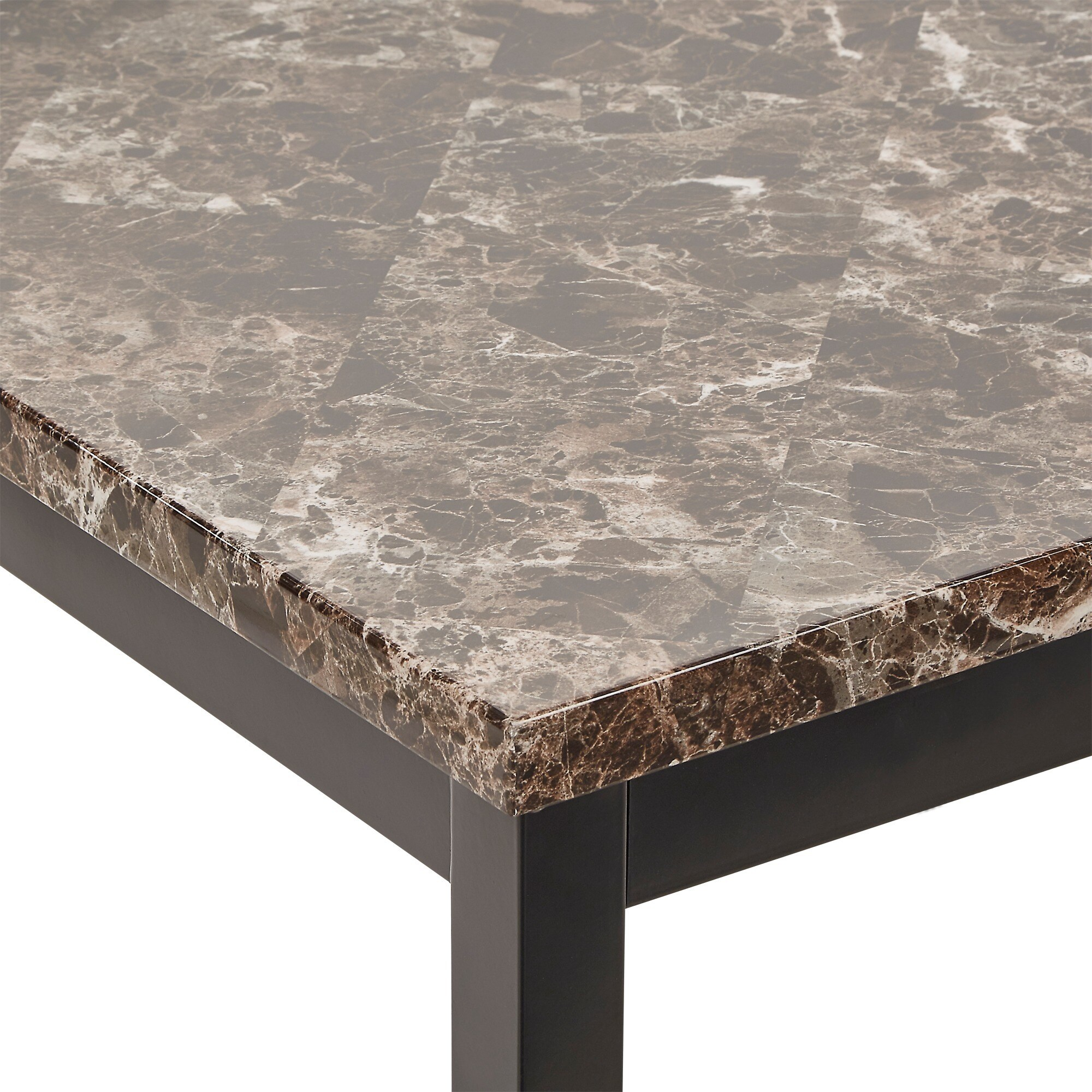 Darcy 3-piece Metal and Faux Marble Accent Table Set by iNSPIRE Q Bold -  Free Shipping Today - Overstock.com - 15976126