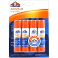 All Purpose Glue Sticks 4/Pkg-.21oz Each