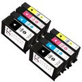 Sophia Global Compatible Ink Cartridge Replacement for Lexmark 100 (2 Black, 2 Cyan, 2 Magenta, 2 Yellow)