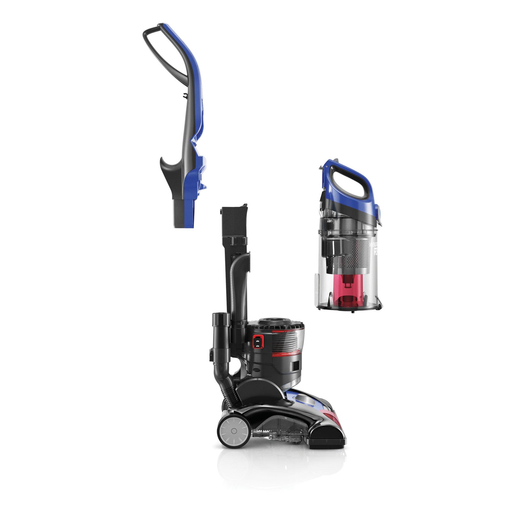 Hoover UH70905 WindTunnel 3 Bagless Upright Cobalt Blue Vacuum