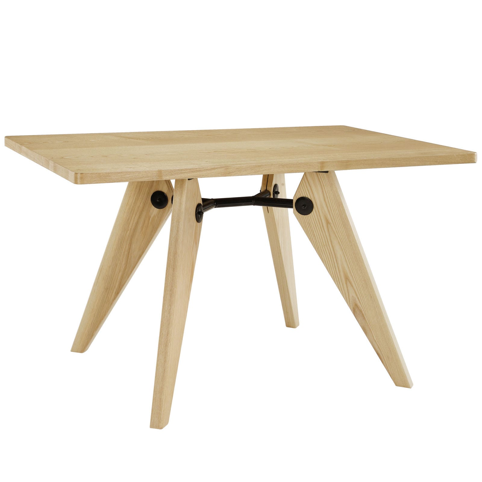 Landing Tapered Leg Wood Dining Table - Free Shipping Today - Overstock.com  - 15997865