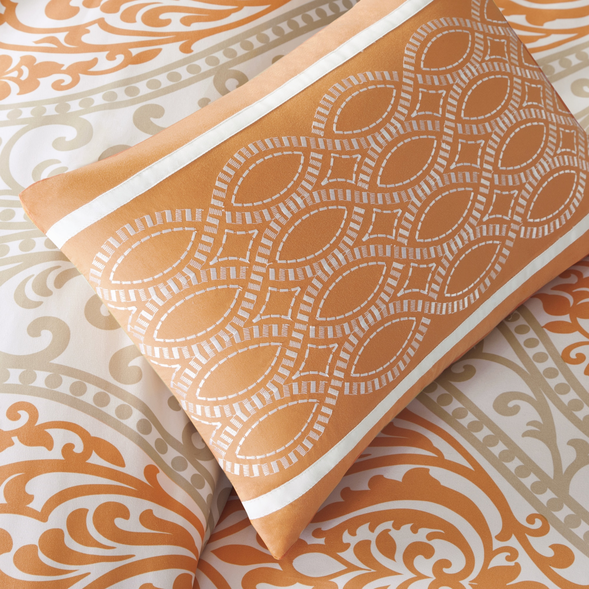 set prod qlt comforter aspect metaphor p hei orange queen wid