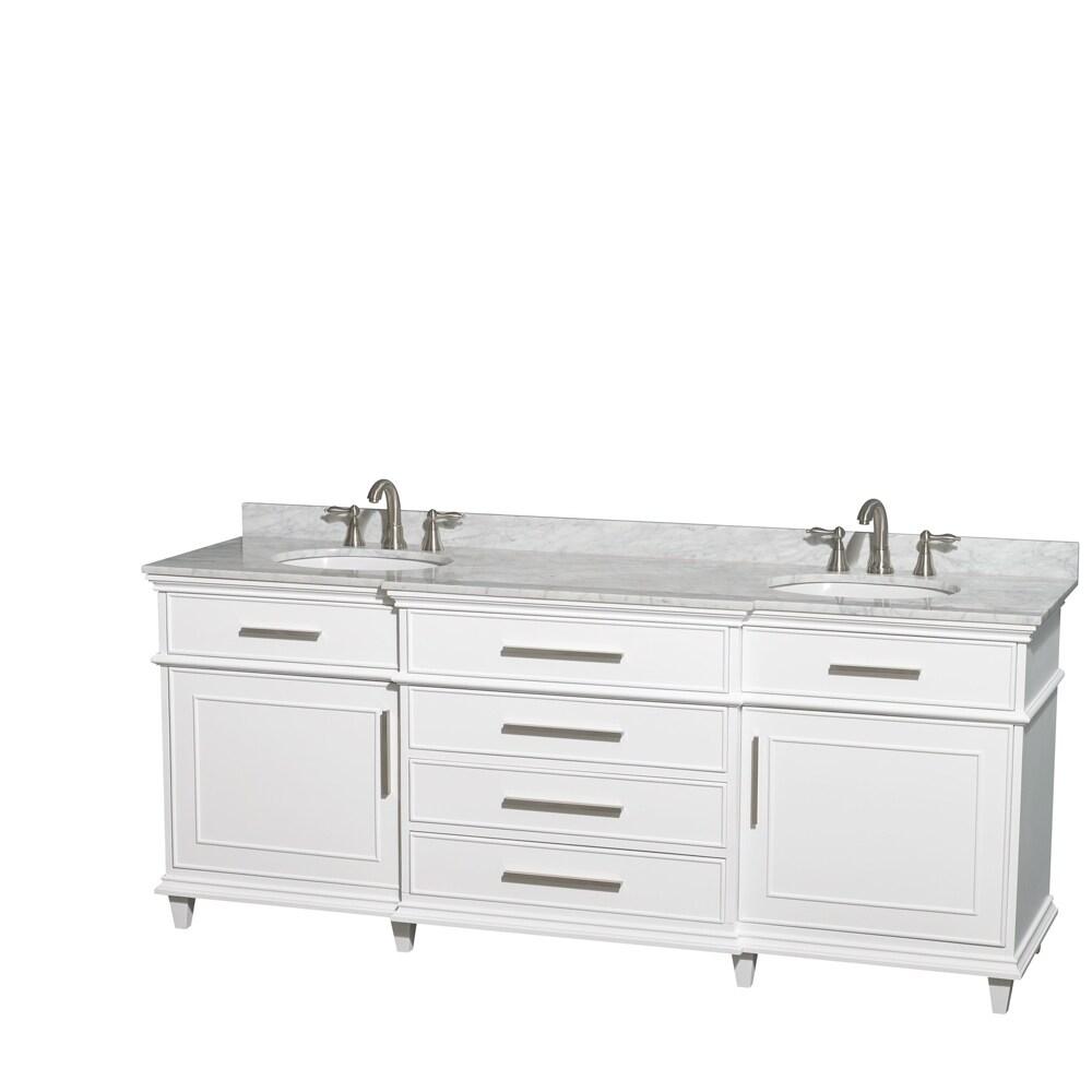 shop wyndham collection berkeley white 80 inch double bathroom rh overstock com 80 inch bathroom vanity with quartz top 80 inch bathroom vanity without top