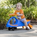 Lil' Rider Ride-on Roller Coaster Wiggle Car