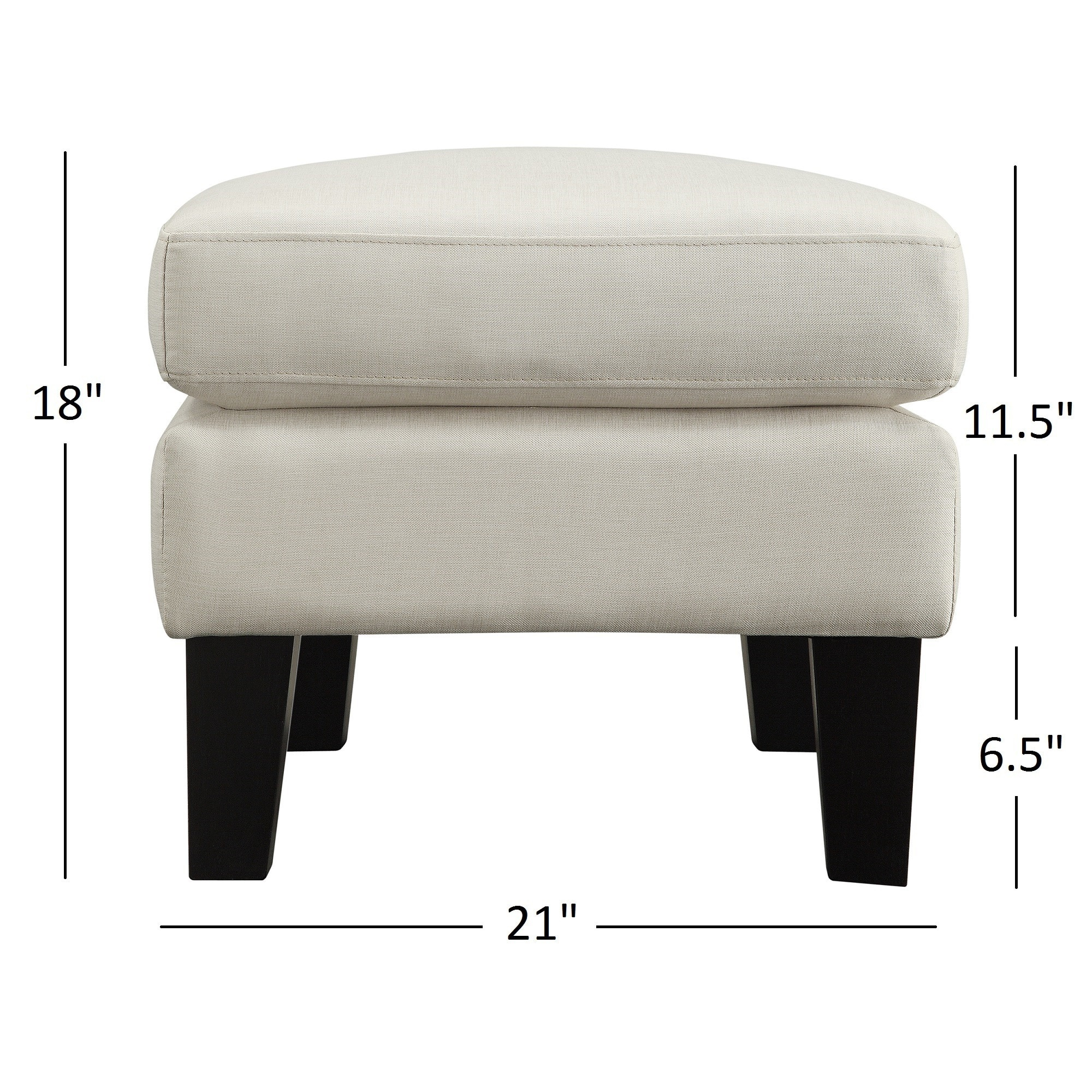 chair garden overstock shipping dalton today ottomans ottoman and chairs free home with product