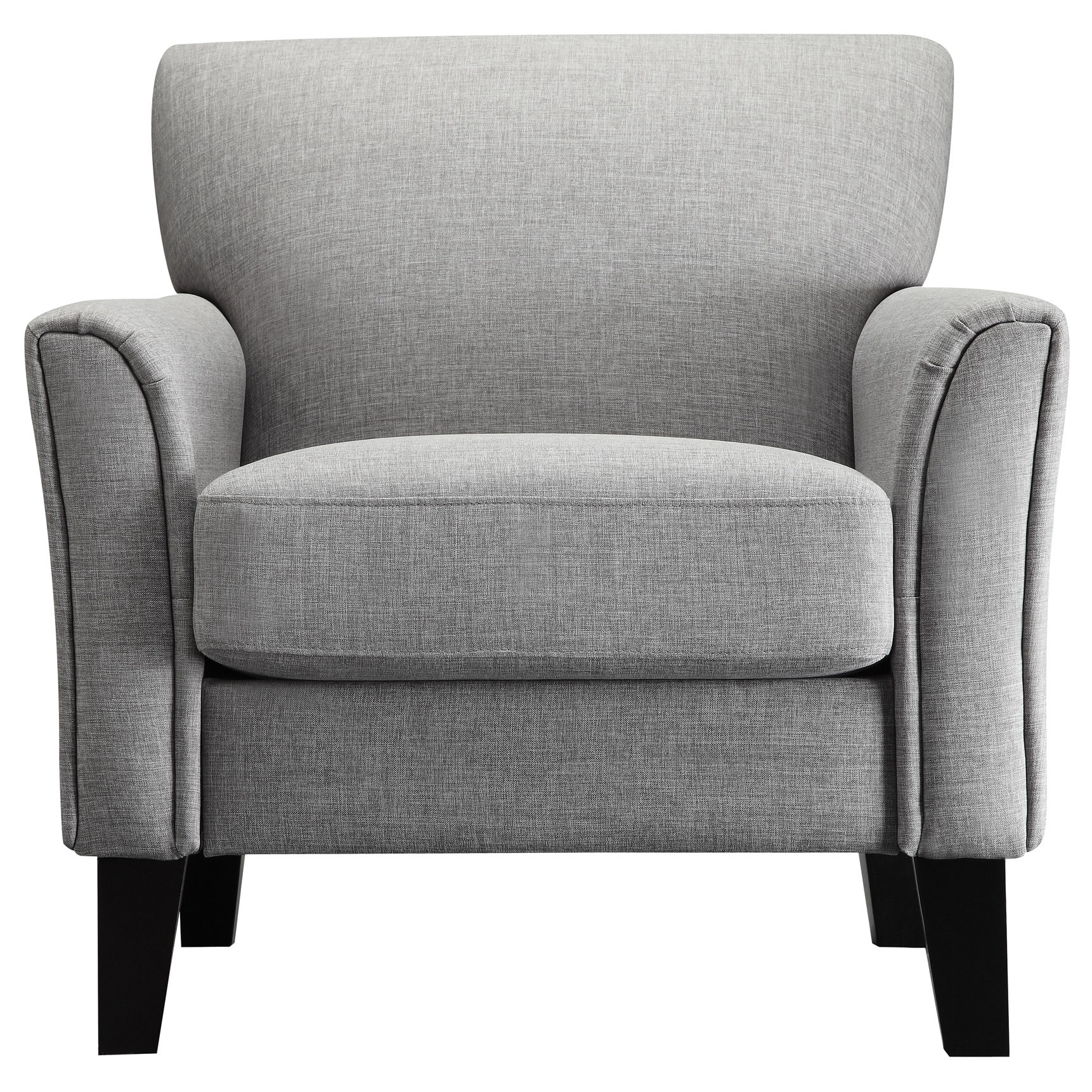 Shop Uptown Modern Accent Chair And Ottoman By INSPIRE Q Classic   On Sale    Free Shipping Today   Overstock.com   8767750