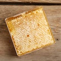 Topanga Quality Raw Honeycomb Square
