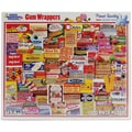 Gum Wrappers Puzzle 1000 Pieces