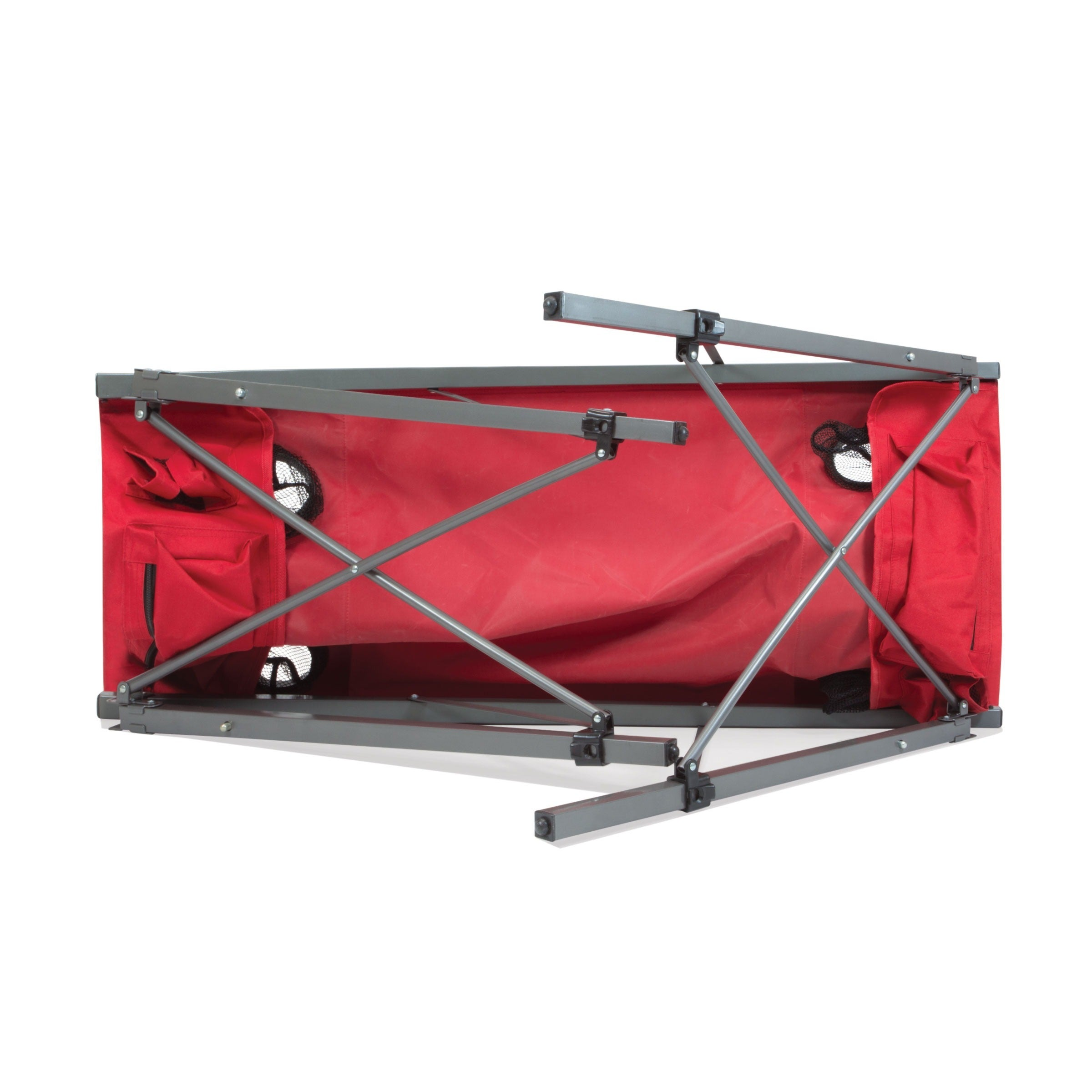 Shop Picnic Time Folding Travel Table With Carrying Bag Free - Travel pool table