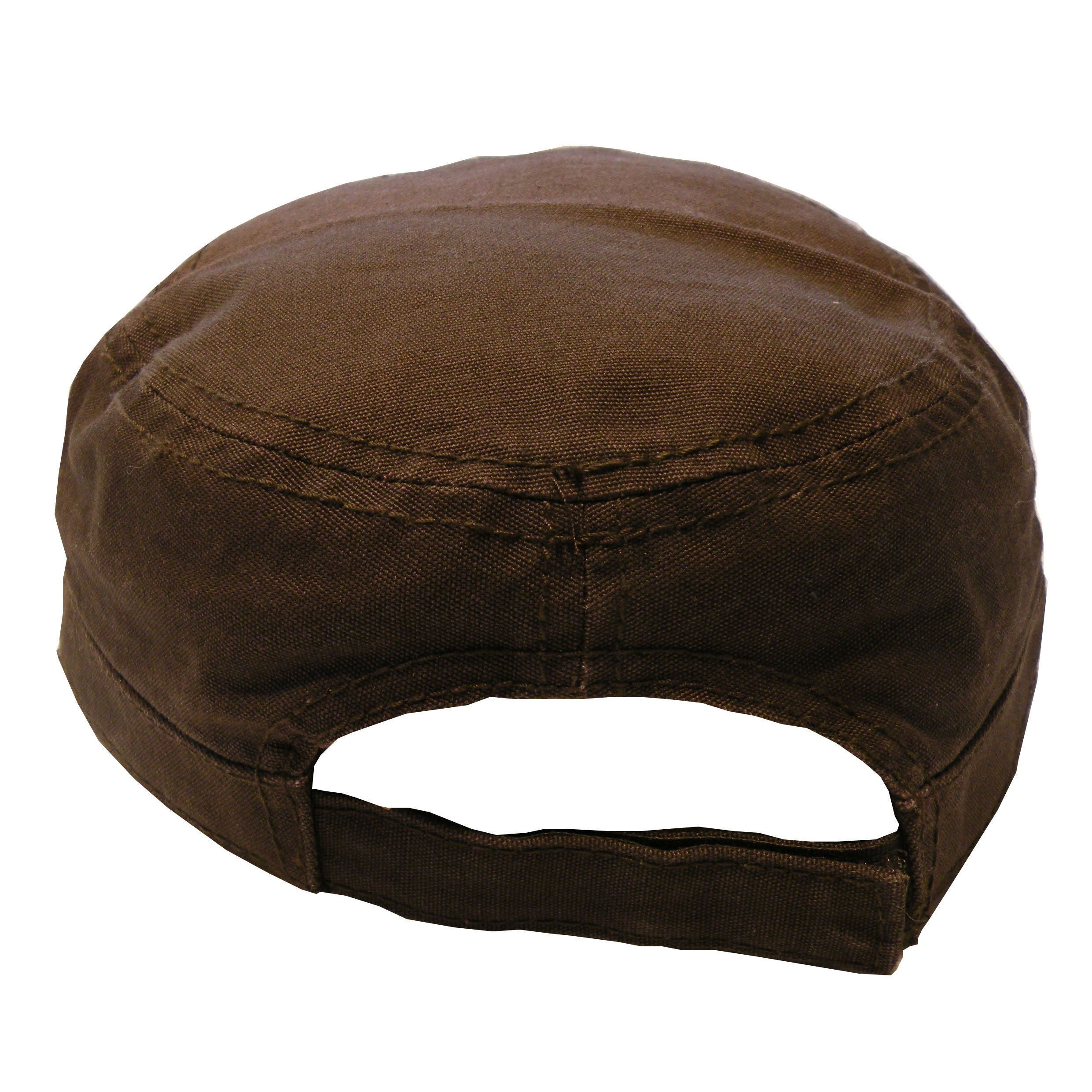Shop Pug Gear Women s Brown Floral Cadet Hat - Free Shipping On Orders Over   45 - Overstock.com - 8786543 8f892a7a3