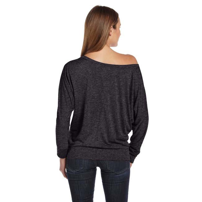 795219771f051f Shop Bella Women s Off-shoulder Long Sleeve T-shirt - On Sale - Free  Shipping On Orders Over  45 - Overstock - 8793672