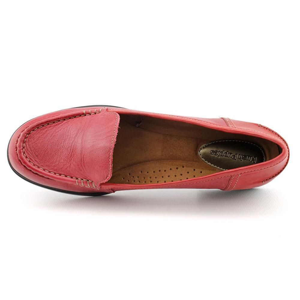 8c6ccaa4e4d Shop Hush Puppies Women s  Blondelle  Leather Casual Shoes - Free Shipping  Today - Overstock - 8808830