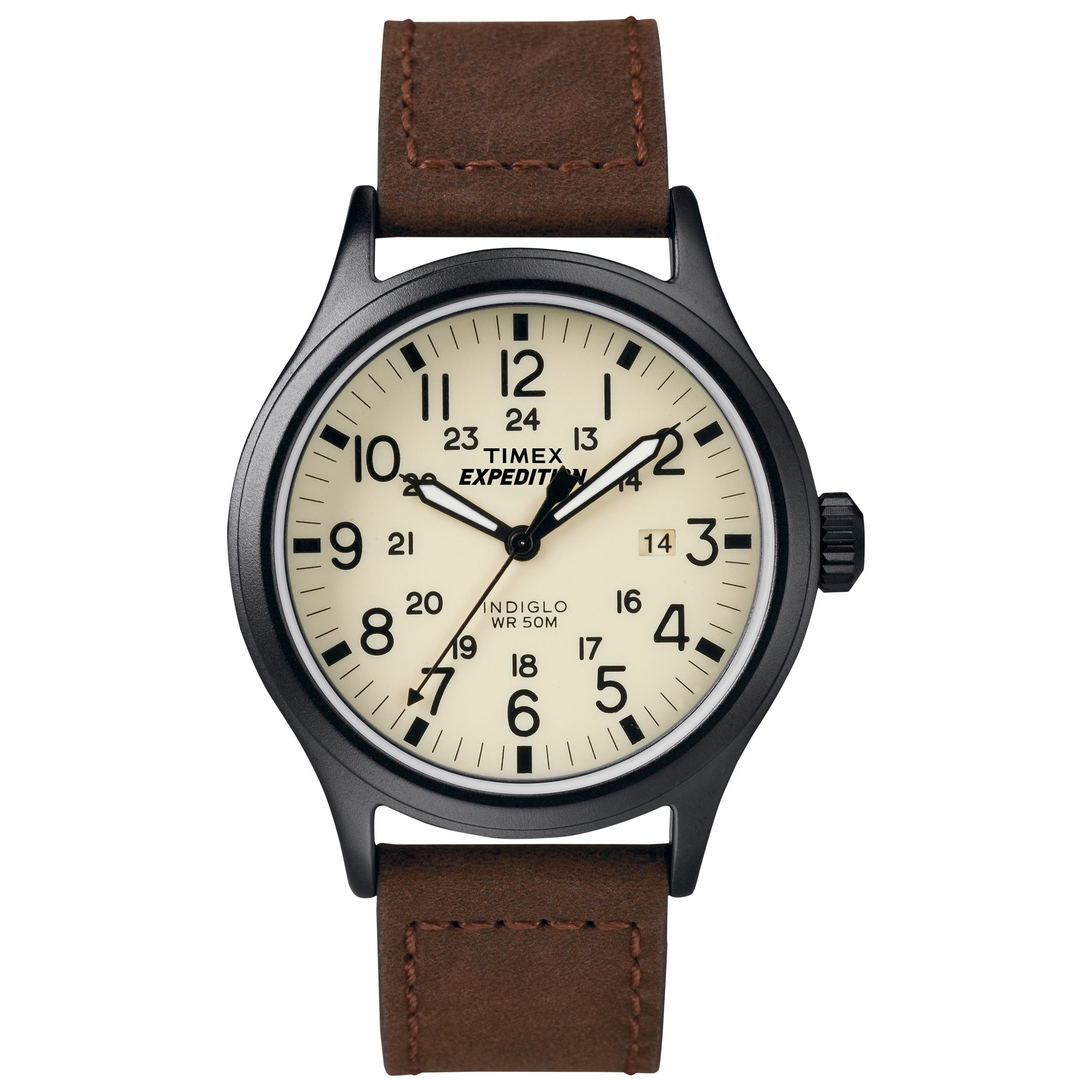 the pin brown tone watch white measures face fashion watches beautiful thin is case leather ultra dial x band with gunmetal index