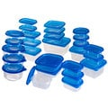 27-piece Food Storage Container Set with Air Tight Lids