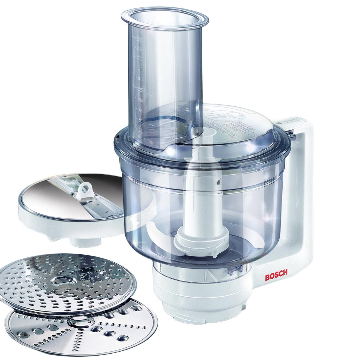 Shop Bosch Food Processor Attachment for Universal Plus Mixer - Free ...