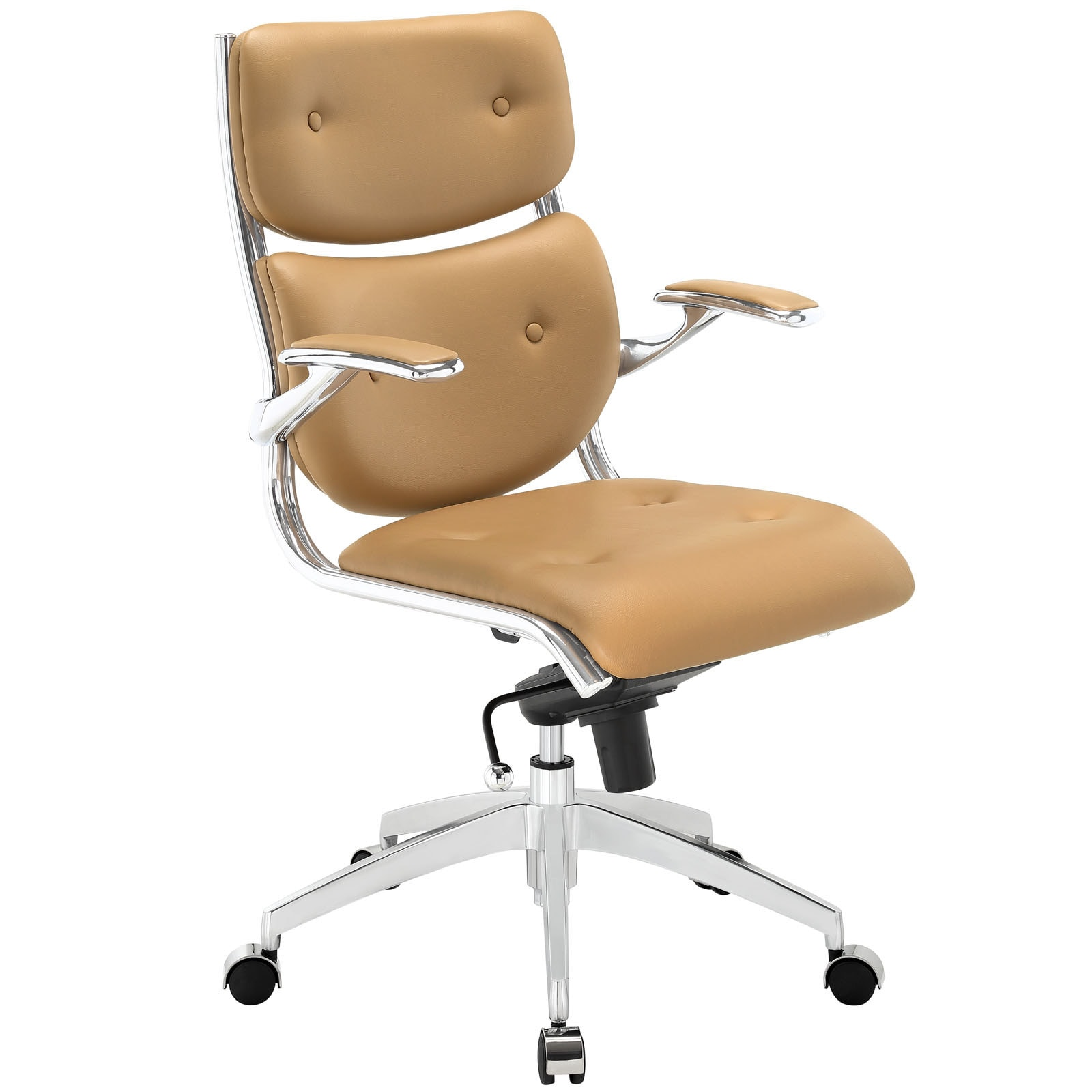 Modway Push Midback Office Chair Free Shipping Today 8818862