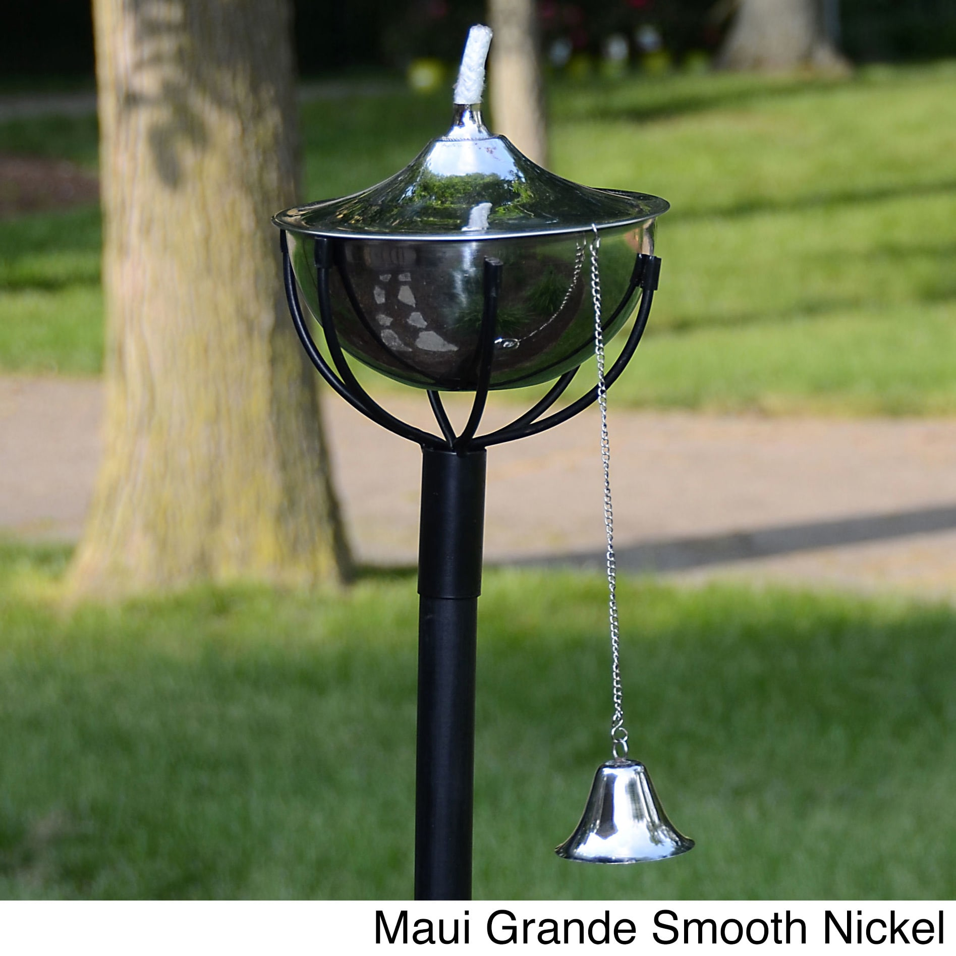 Maui Grande Garden Torches Set Of 2 Free Shipping Today 8818993