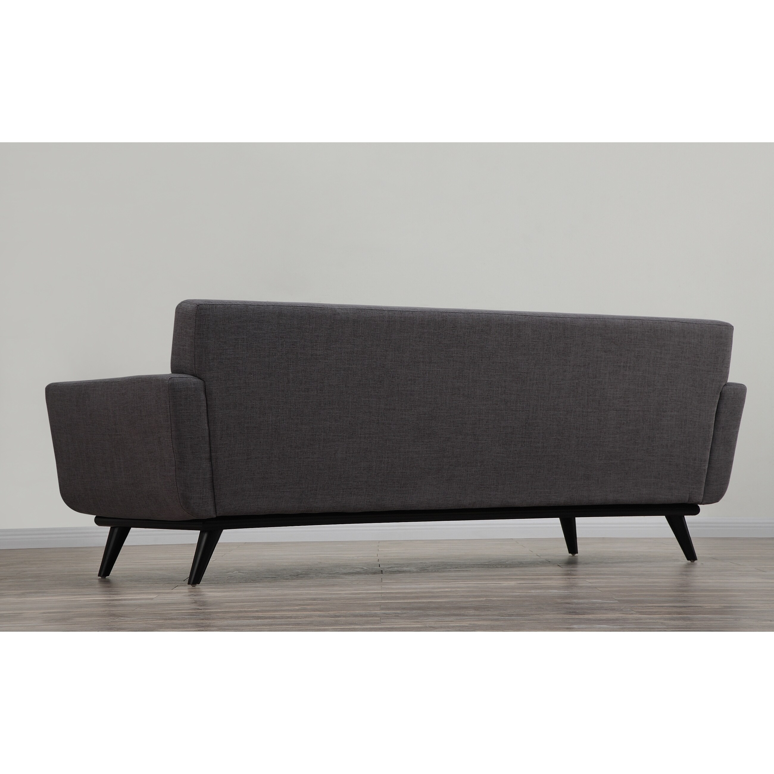 James Grey Linen Sofa Free Shipping Today 8819030