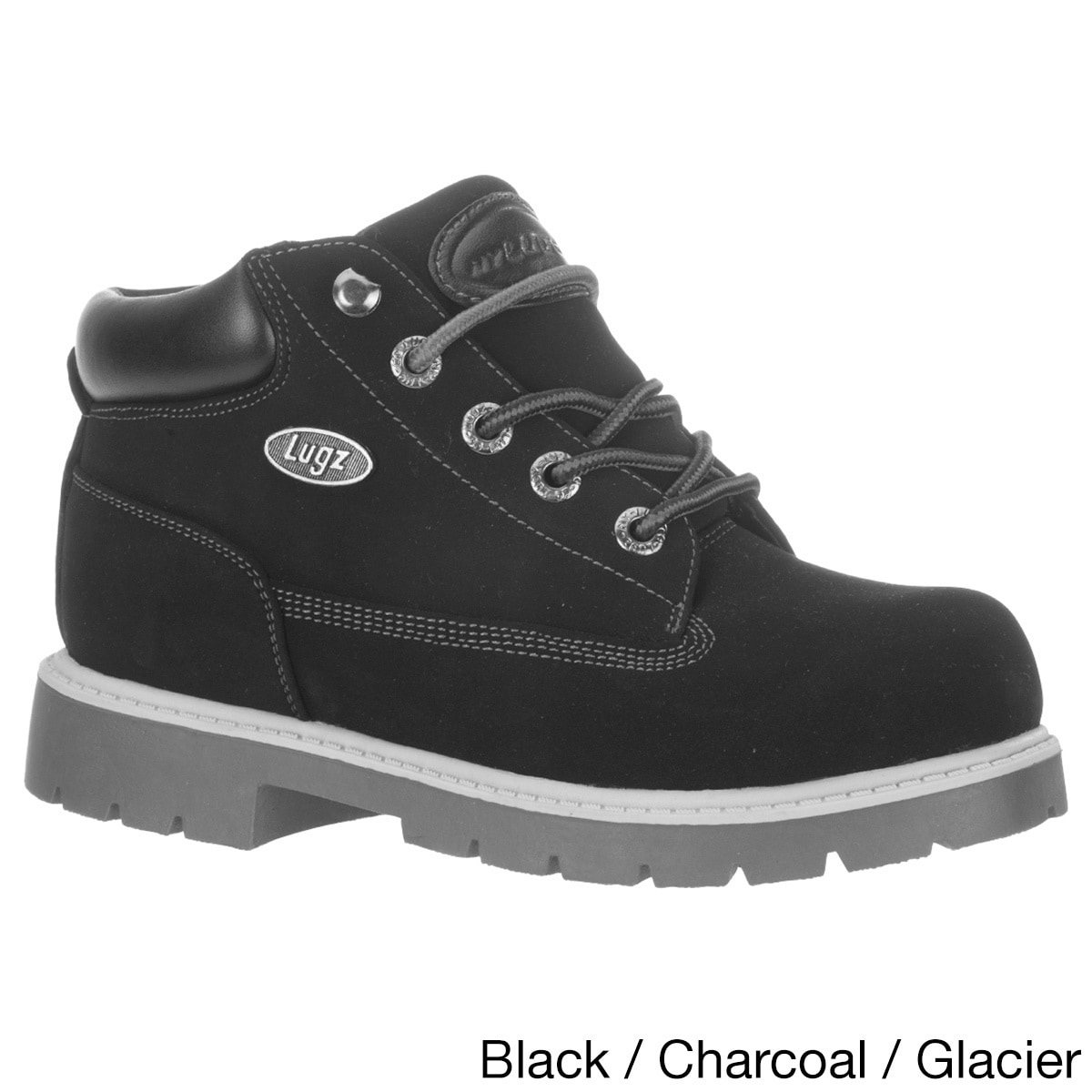 d715af5e4c5e1 Shop Lugz Women  Shifter  Two-tone Durabrush Lace-up Ankle Boots - Free  Shipping Today - Overstock - 8822429