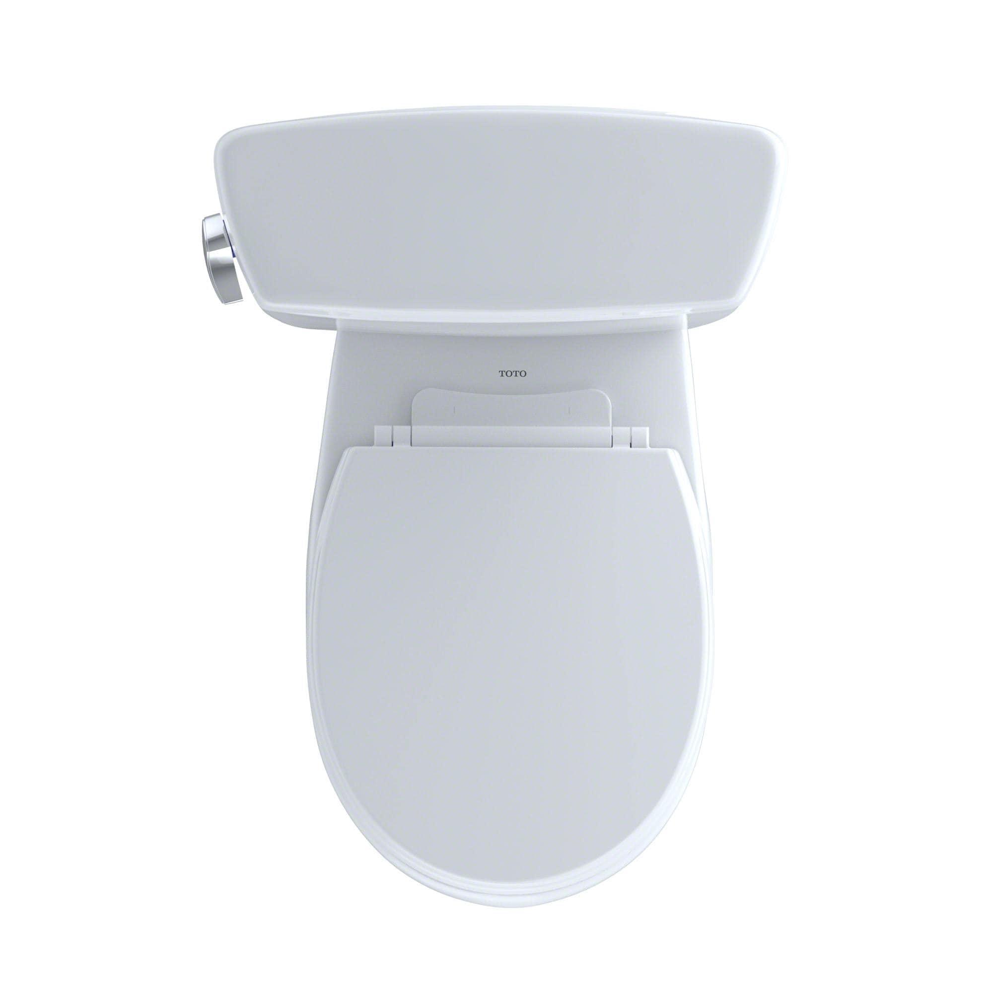 Toto Cw421jsw420jp Putih2 Daftar Harga Terbaru Dan Terlengkap Tx403sb Shower Spray With Stop Valve Putih Shop Drake Two Piece Round 16 Gpf Toilet Cst743s01 Cotton