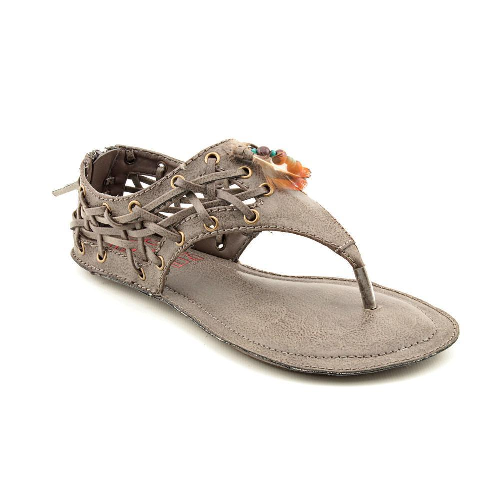 d93dfd3b563 Shop Big Buddha Women s  Peek  Synthetic Sandals (Size 6 ) - Free Shipping  On Orders Over  45 - Overstock - 8839145