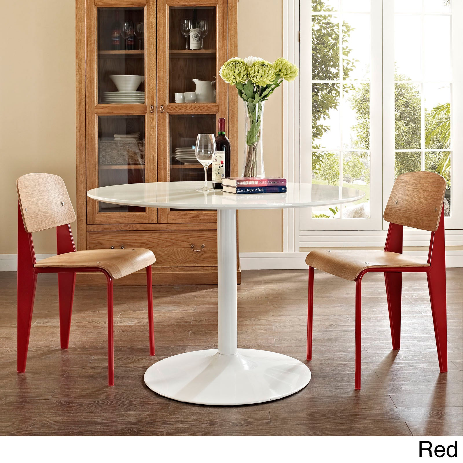 Shop Cabin Dining Chair (Set of 2) - Free Shipping Today - Overstock.com -  8840430