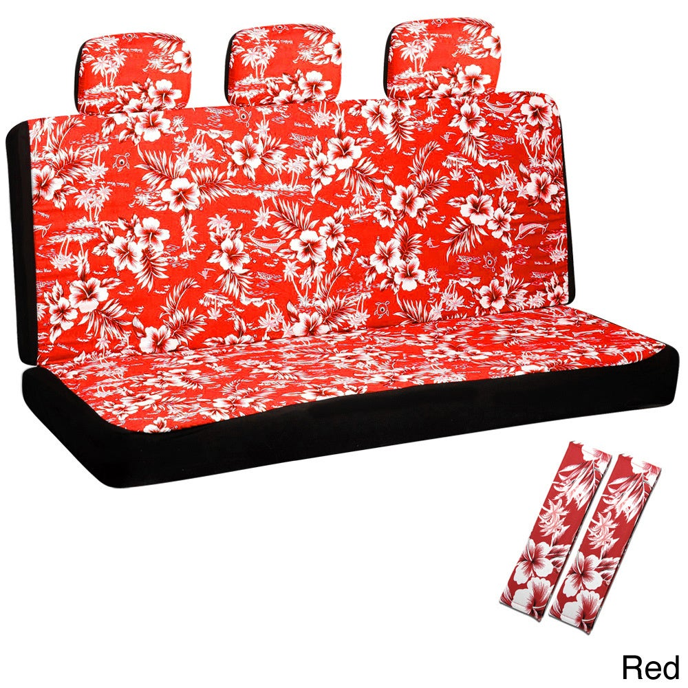 Oxgord hawaiian flower 6040 split bench 8 piece seat cover set oxgord hawaiian flower 6040 split bench 8 piece seat cover set free shipping on orders over 45 overstock 16075936 izmirmasajfo Choice Image