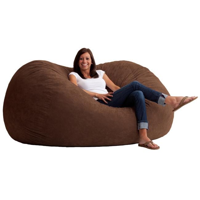 Joe Xl Bean Bag Fuf Chair On Free Shipping Today 8847096