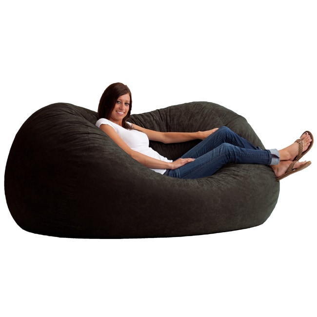 Superieur Shop Big Joe XL Bean Bag Fuf Chair   Free Shipping Today   Overstock.com    8847096