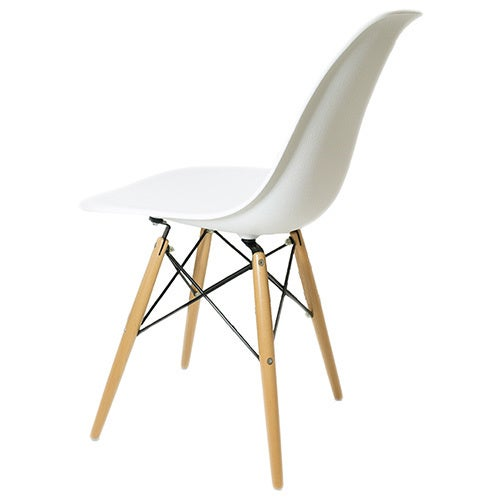 Shop Lucas White Wood Grain Accent Chairs (Set Of 2)   Free Shipping Today    Overstock.com   8847098