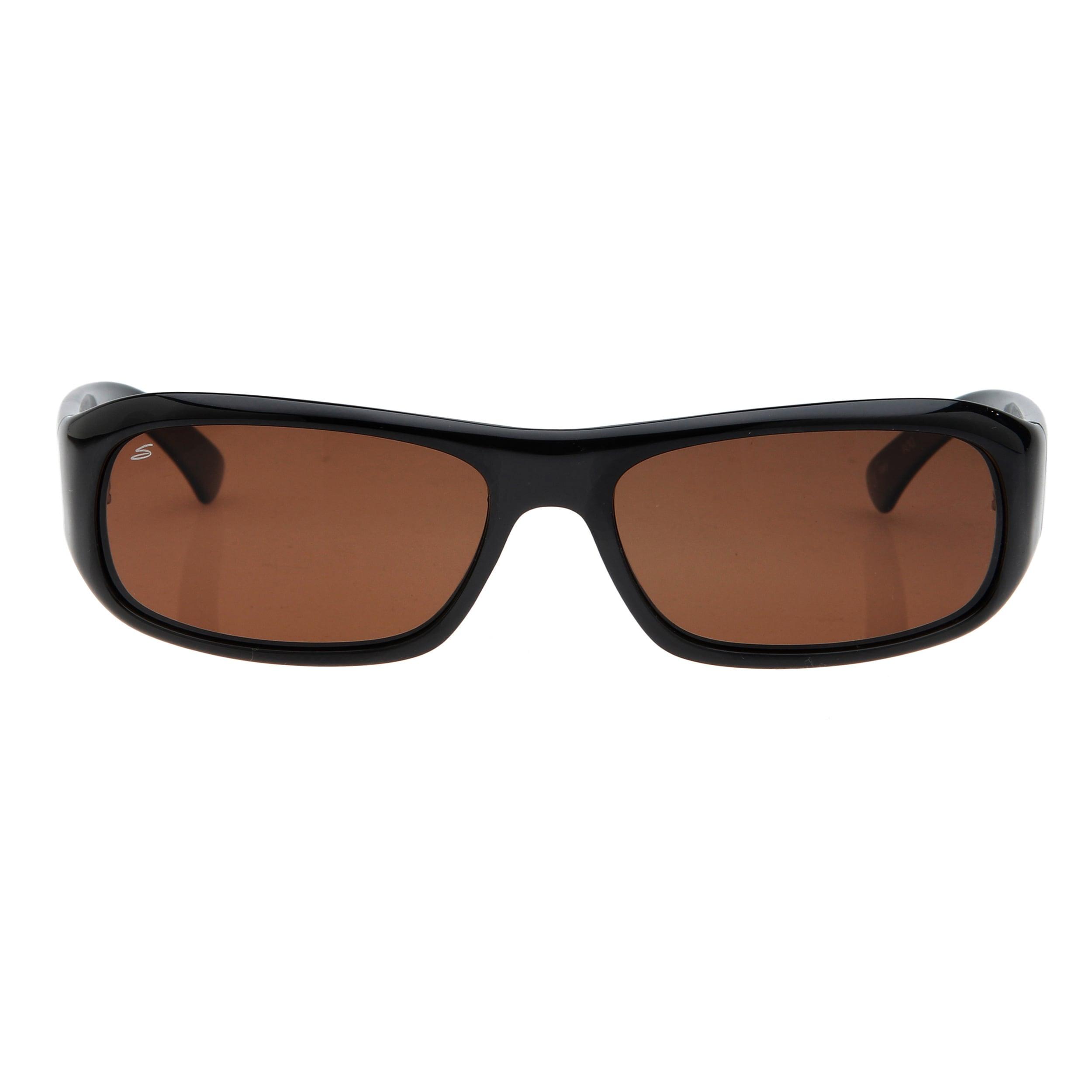 faa054f10865 Shop Serengeti 'Genova' Men's Polarized Driver Sunglasses - Free Shipping  Today - Overstock.com - 8851590