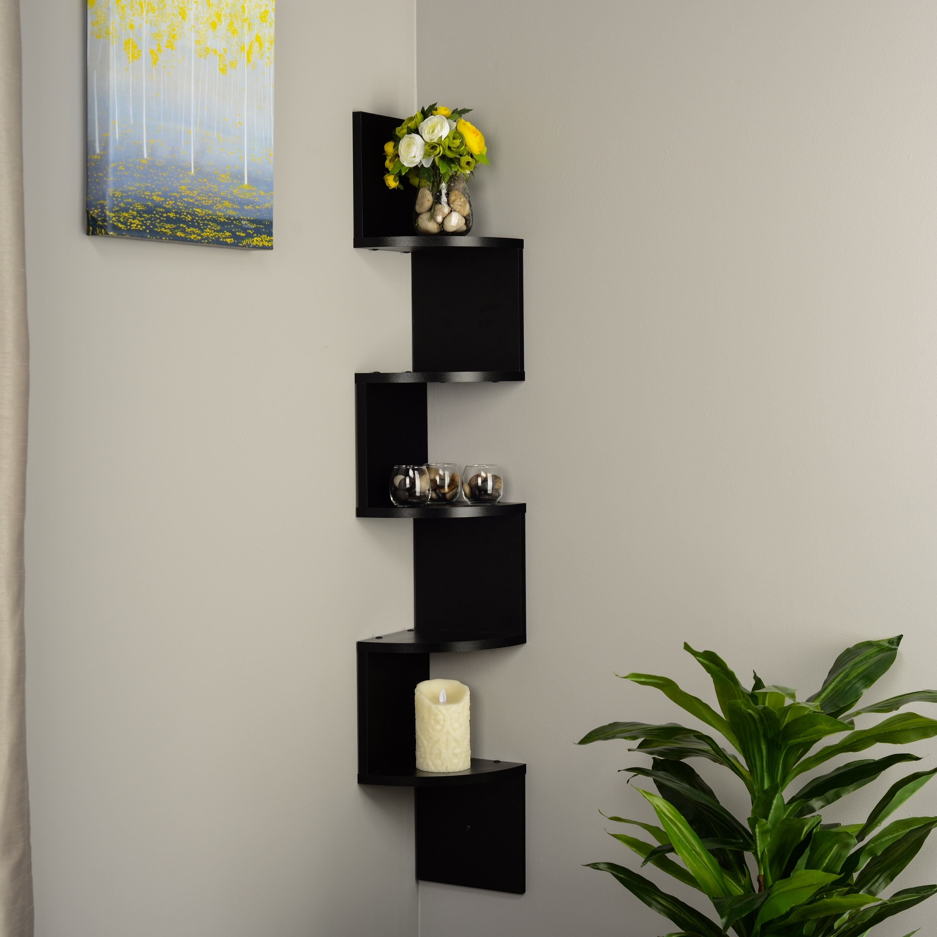 jpg home gloss beautiful shelf black decorative floating wall decoration mount design pretty photo drawer t shelves ideas amazing with mounted