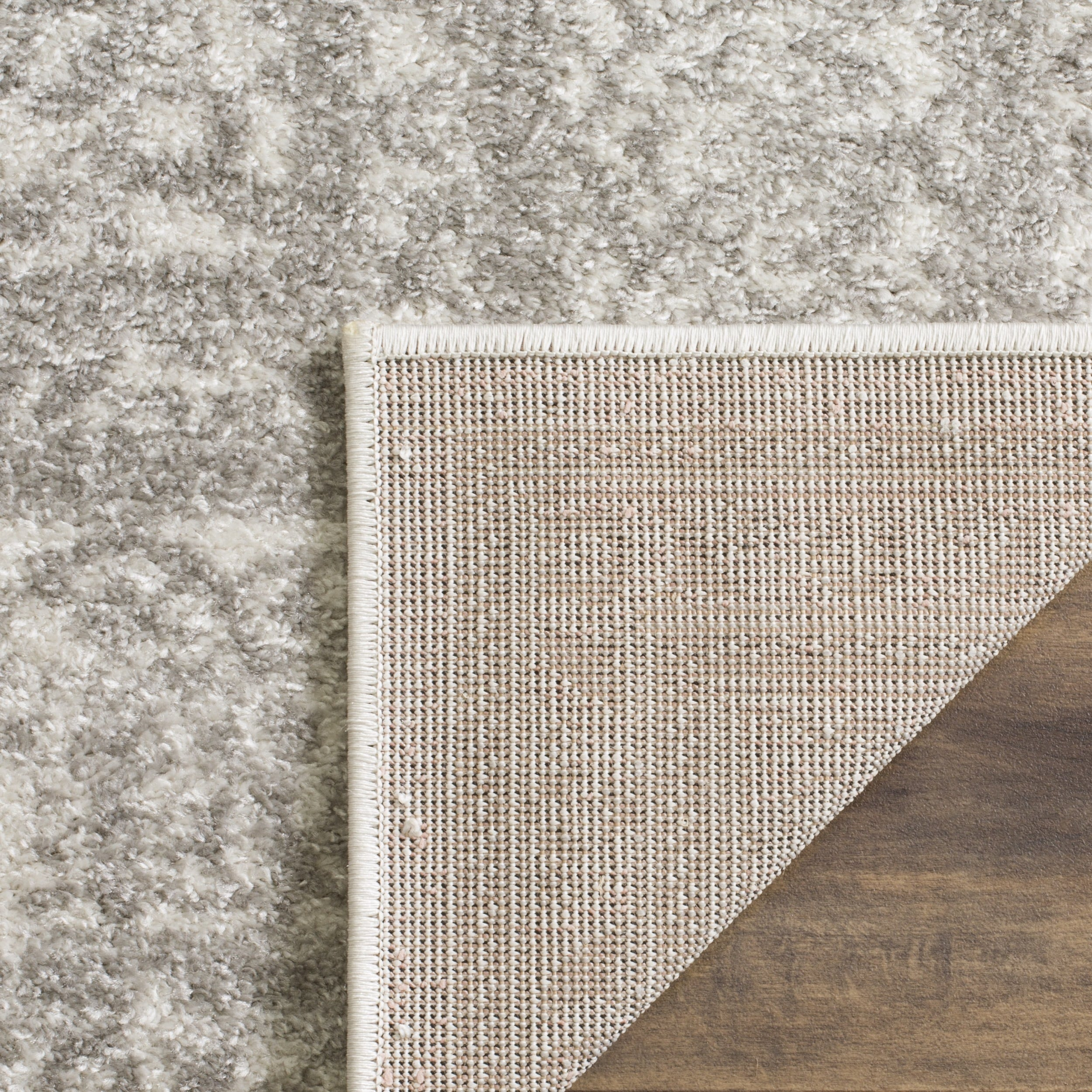 Safavieh Adirondack Vintage Distressed Ivory / Silver Large Area Rug (10' x  14') - Free Shipping Today - Overstock.com - 16088656